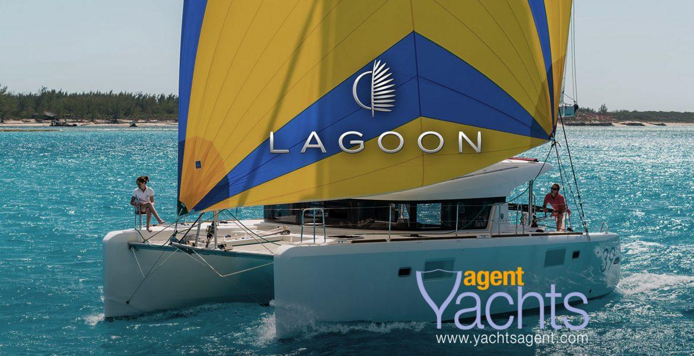 Lagoon 39 Nordig Design Yacht