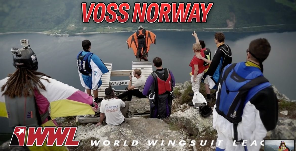 World Wingsuit League Qualifications | Voss (Norway)