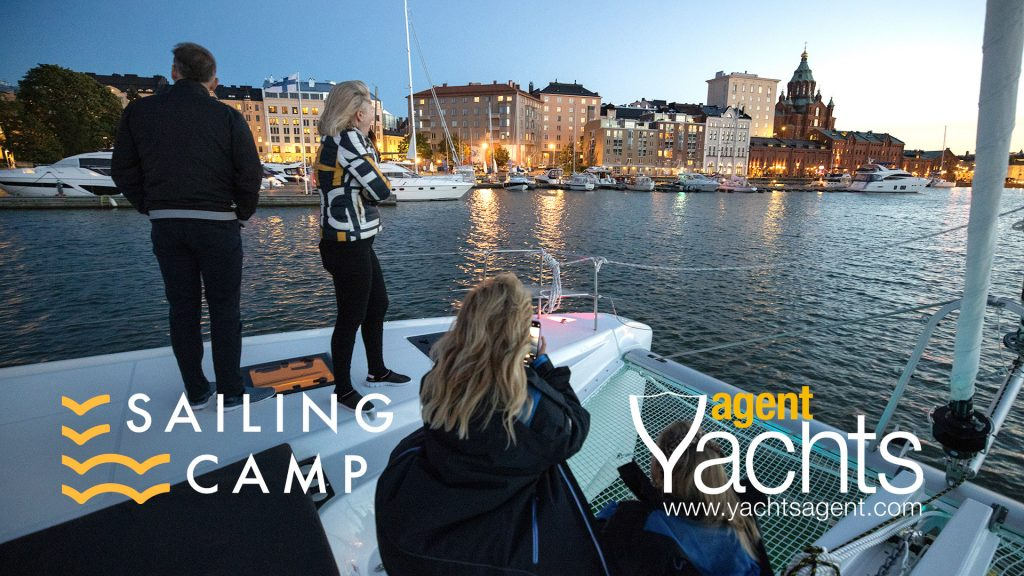 YachtsAgent Sailing Camp -production