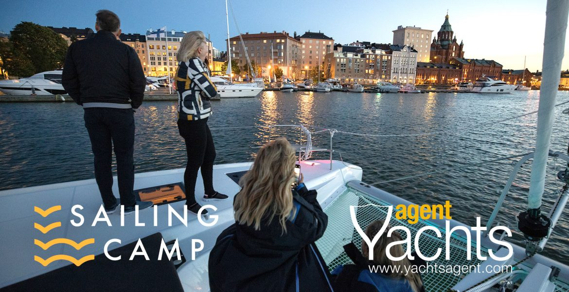 Sailing Camp -shootings for YachtsAgent